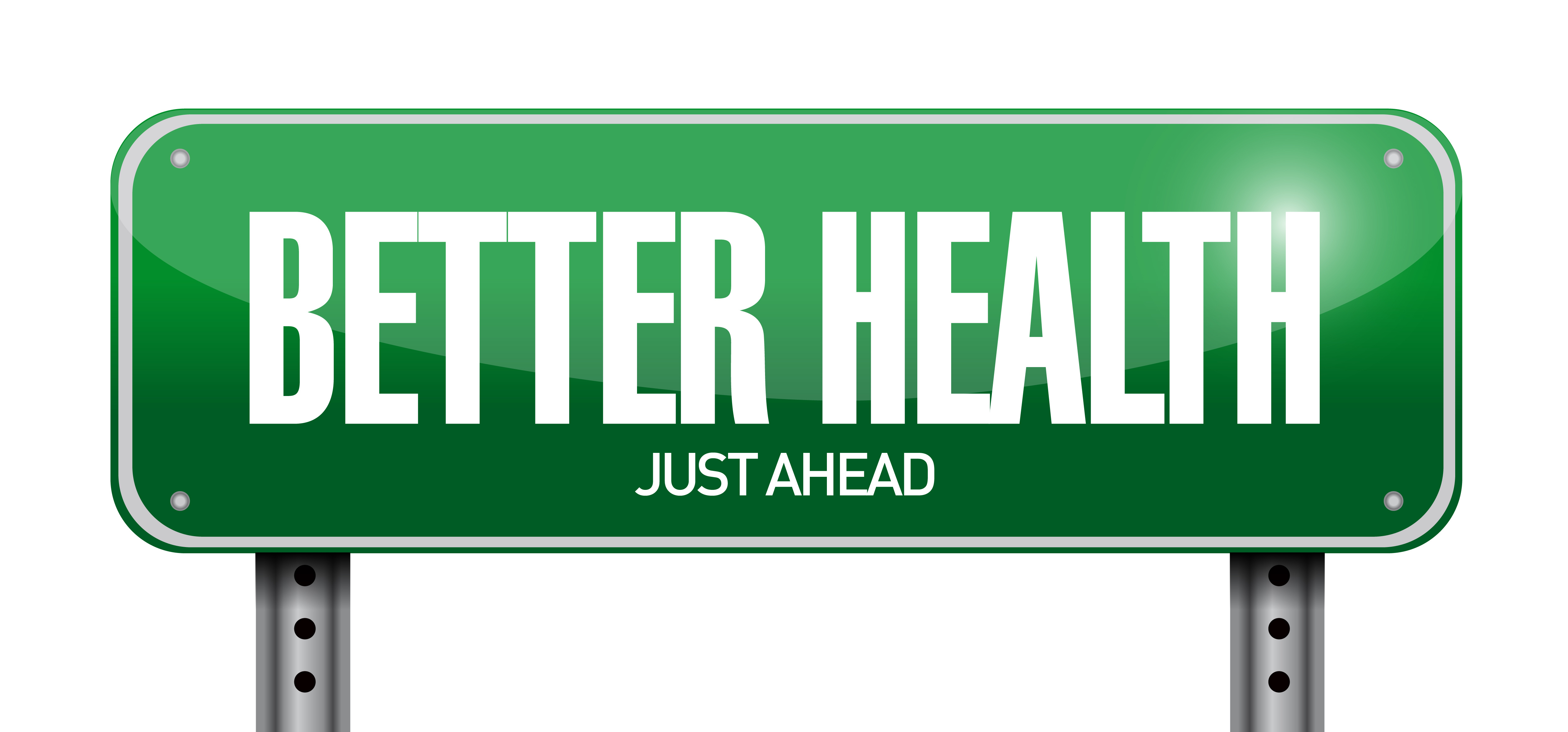 better health ahead